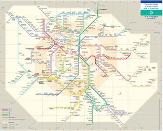 Orry La Ville Rer Carte